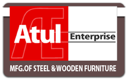 ATUL ENTERPRISE - MFG. OF STEEL & WOODEN FURNITURE